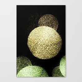 Strani Cespugli Canvas Print