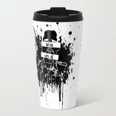GuessWho? *remastered* Travel Mug