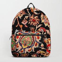 Khorasan Vintage Persian Rug Detail Print Backpack