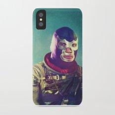 Luna Luchador iPhone X Slim Case