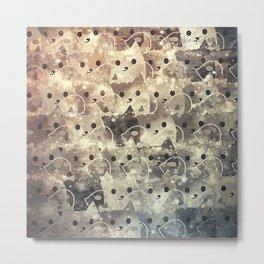 cats-143 Metal Print