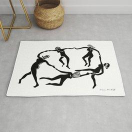 Matisse - Dancing Womens Rug