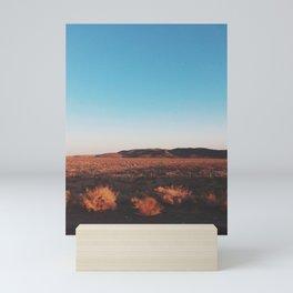 Desert Tranquility Mini Art Print