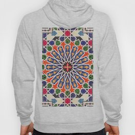 ARTERESTING V47 - Moroccan Traditional Design Hoody