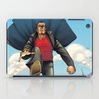 dracula iPad Cases featuring Dracula by Eco Comics