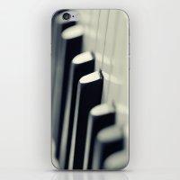 piano iPhone & iPod Skins featuring Piano by Falko Follert Art-FF77