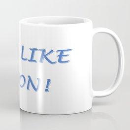 FEELS LIKE DEVON!  LOGO Coffee Mug