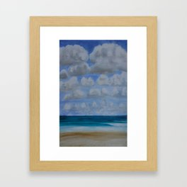 Every Day is a New Horizon Framed Art Print