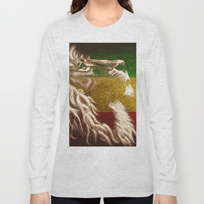 King Of Judah Long Sleeve T-shirt