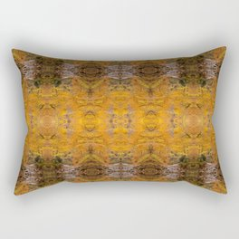 Fall is Golden Rectangular Pillow