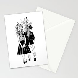 The Greenies Stationery Cards