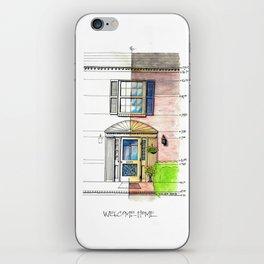 Welcome Home Lynchburg iPhone Skin