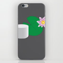 HIMYM Couples - Lily & Marshall iPhone Skin