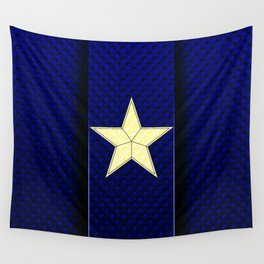 star captain Wall Tapestry