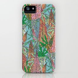 Lupin Love iPhone Case