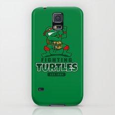 Fighting Turtles Galaxy S5 Slim Case