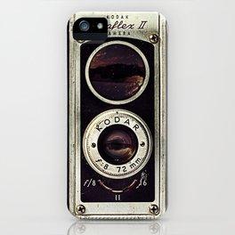 Kodak Duaflex II iPhone Case