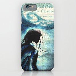 Twelfth Night Viola iPhone Case