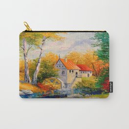 Mill Carry-All Pouch