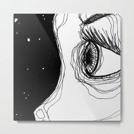 Eye To The Sky Metal Print