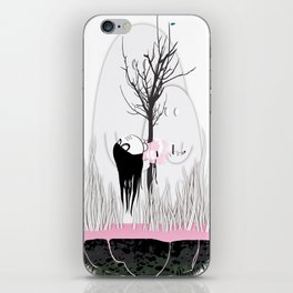 HILLS HAVE EYES iPhone Skin