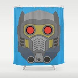 Legendary Star Lord (Yondu Blue) Shower Curtain
