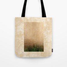 Rising green Tote Bag