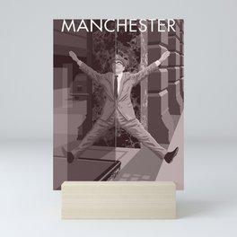 Harry Worth, St Ann's Square Manchester Mini Art Print