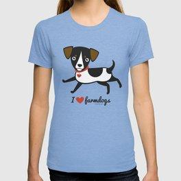I love farmdogs T-shirt
