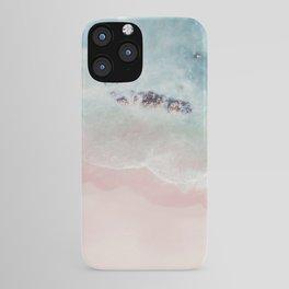 Ocean Pink Blush iPhone Case