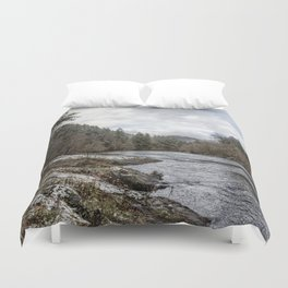 Another Six Weeks Duvet Cover