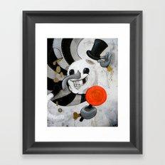 Steal Framed Art Print