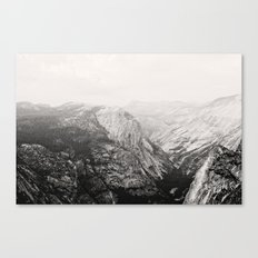 Yosemite Beauty (b&w)  Canvas Print