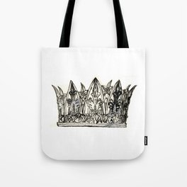 Crown I Tote Bag