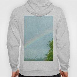 Rainy day rainbow Hoody