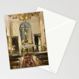 Private Chapel Stationery Cards