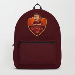 TOTTI ROMA Backpack