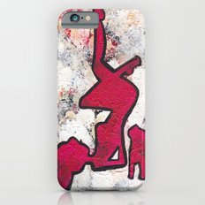 Pinup and Pup iPhone 6s Slim Case