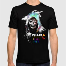 El Huervo - Death's Head T-shirt