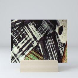 Feldspar and Biotite Mini Art Print