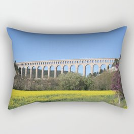 Aqueduct Roquefavour Rectangular Pillow