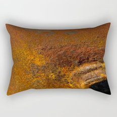 Rust never sleeps... Rectangular Pillow