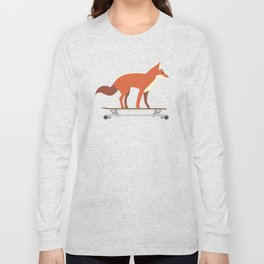 Fox+Longboard Long Sleeve T-shirt