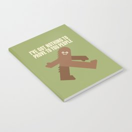 Surefooted Notebook