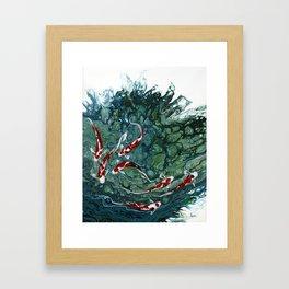 Where You Go Framed Art Print