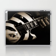 The Guitar Player Laptop & iPad Skin
