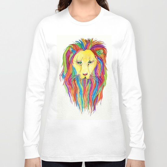 Dandy Lion Long Sleeve T-shirt