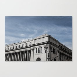 James Farley Post Office Building, NYC Canvas Print
