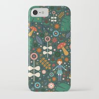 nausicaa iPhone & iPod Cases featuring Nausicaa by Carly Watts