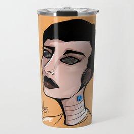Pop Girl 5 BLK Travel Mug